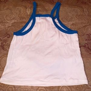 Mossimo Supply Co. Tops - NWOT Retro Style Stretchy Crop Top
